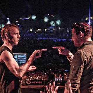Richie Hawtin vs. Luciano ENTER.Week 3, Main (Space Ibiza, July 17th 2014)