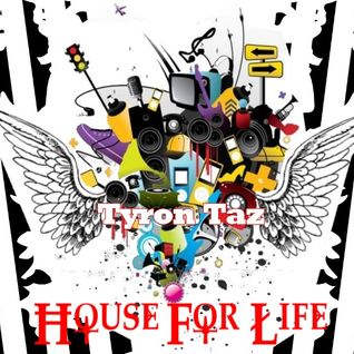 House For Life #1 by Tyron Taz