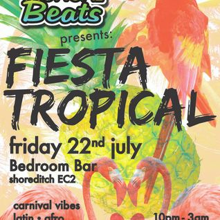 Tropical Beats Summer Shakedown