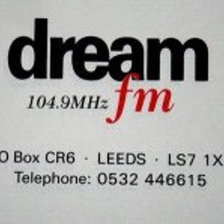 Dave Hill - Dream FM (Leeds), Bank Holiday Monday 1994