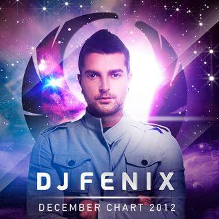 DJ Fenix - December Chart 2012