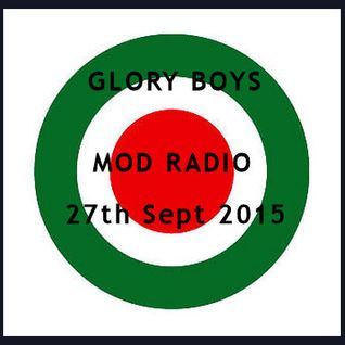 Glory Boy Mod Radio Sept 27th 2015
