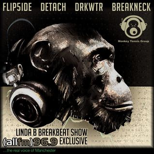 Exclusive MTG Mix For The Linda B Breakbeat Show Courtesy Of Flip5ide, Detach, DRKWTR, Breakneck!
