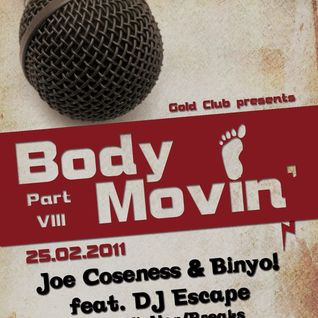 Body Movin' Promo Mix February