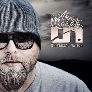 Alex M.O.R.P.H. - Universal Nation 078 - 26-SEP-2016