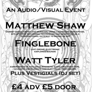 Eyes and Ears II MIX - Matthew Shaw//Watt Tyler//finglebone