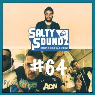 Salty Soundz #64 x JuJu Rogers & 2ZG