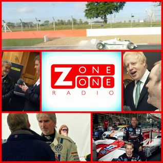 NEW SHOW: #LondonGP - Best of 2012 - with FOUR Formula 1 World Champions -- @z1radio