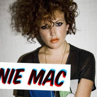 Annie Mac - BBC Radio1 (Presents Coldplay) - 03.12.2015