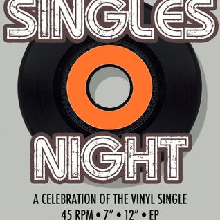 Glossop Record Club: SINGLES NIGHT (February 2014)