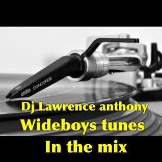 dj lawrence anthony vinyl wideboys tunes in the mix 209