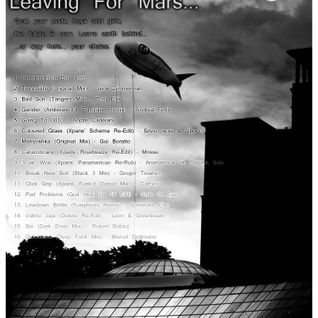 Leaving For Mars (mixed by Xpans) - July 2009