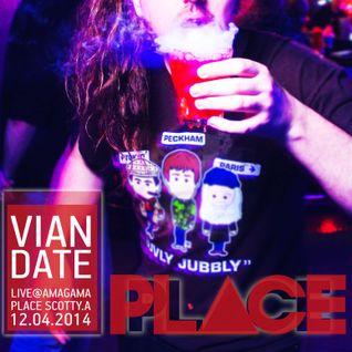 Vian Date – live@amagama PlaceScottyA 12.04.2014(320)