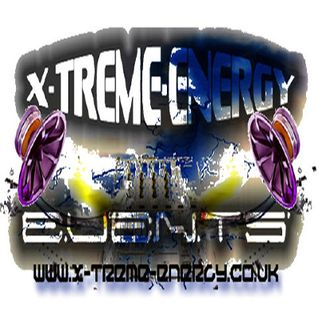 "X TREME ENERGY ""BROKEN"" MIX VOL2 RIOTSTARTERDJUK (WILFEE-C)"