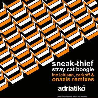 Sneak-Thief - Stray Cat Boogie Ep