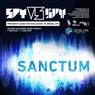 Spy: Sanctum 031 - Air Date: 10/10/15 (Diesel.FM)