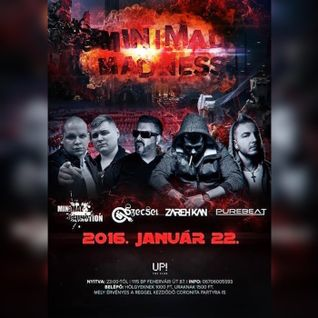 2016.01.22. - Minimal Madness at UP! the Club - Friday