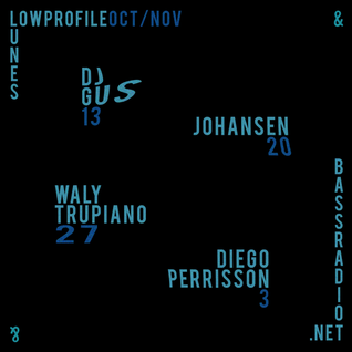 LOW PROFILE #75 DIEGO PERRISSON