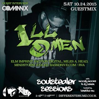 iLL Omen Guest Mix - Soulstealer Sessions #15