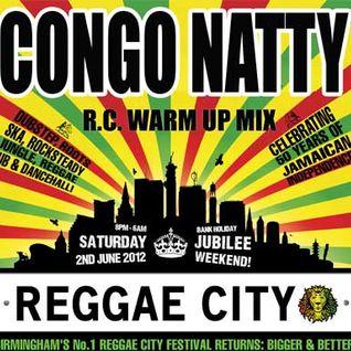 Congo Natty, Birmingham, Que Club