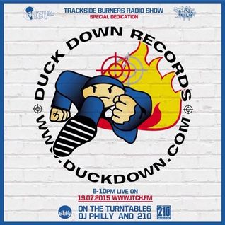 DJ Philly & 210 Presents - Trackside Burners 91