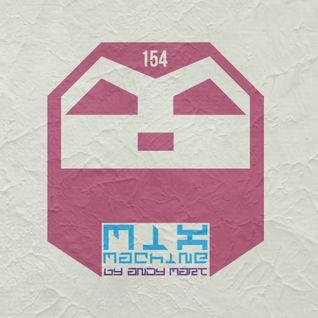 Andy Mart - Mix Machine@DI.FM 154