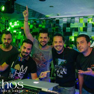 Partydul KissFM ed405 sambata part2 - ON TOUR Club Athos Baia Mare (live warmup by Dj Rhay)