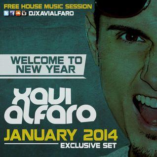 XAVI ALFARO SESSION 01-2014 JANUARY