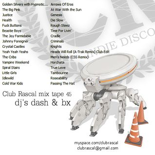 Club Rascal Mix Tape 45