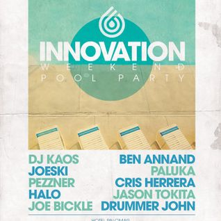 Joeski - Live at Innovation Pool Party May 19 2013 Palomar Hotel San Diego Ca