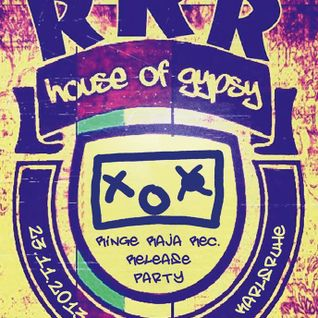 Fexomat @ Ringe Raja Records [Halle14 / Karlsruhe] 2013