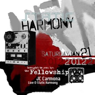 Jc Carmona Live At Static Harmony