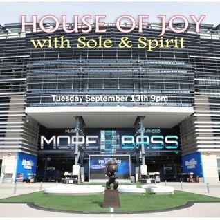 HOUSE OF JOY (9-13-16)