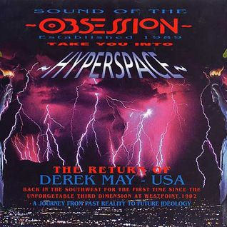 Easygroove Obsession 'Hyperspace' 6th August 1993