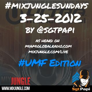 Sgt Papi - Mix Jungle Sundays EP009 - 03-25-2012