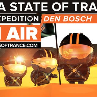 Matt Davey - ASOT 600 Den Bosch Live (The Expedition)