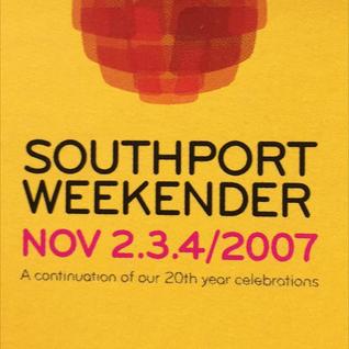 Kerri Chandler - Live in the Powerhouse @Southport Weekender #41 - 3rd November 2007