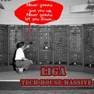Tech House Massive Mix By Liga Wolf  Deejay