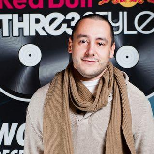 DJ Bazooka - Switzerland - Red Bull Thre3style World Final Night 3