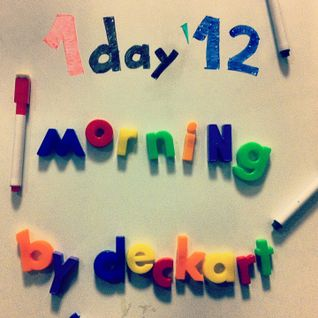 1day'12 morning