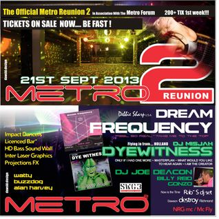 METRO REUNION 2 - DJ RAB S ft MC CONDUCT