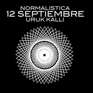 NORMALISTICA YEAR 1- Willy Ricco ( Deep Minimal Techno )
