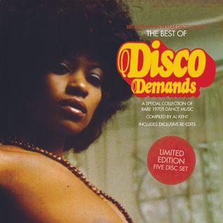 Al Kent & Onda Sonora - Million Dollar Disco