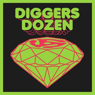 Digger Dan - Diggers Dozen Live Sessions (November 2015 London)