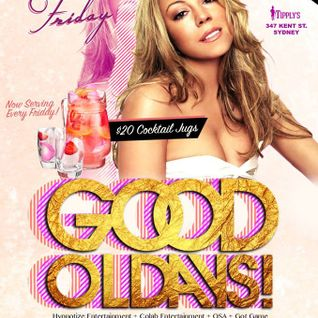 Good Ol' Days Promo Mix - Where The Ladies At? Mix by DJ QRIUS