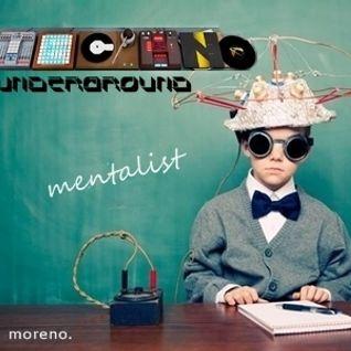 Recording mentalist techno underground urban sound by moreno_flamas Nation TECNNO sisterhood
