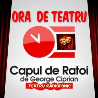 """TEATRU RADIOFONIC  """"Capul de răţoi"""" scrisa de catre George Ciprian ..."""