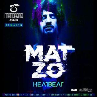 Heatbeat - Live @ Mandarine Club (Buenos Aires) - 06.05.2016