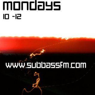Brettjayb  - Live on Subbassfm 9th Sept 2013. Breaks/drumstep/neuro