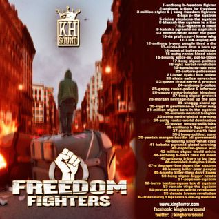 King Horror FreedomFighters Mixtape [2013]